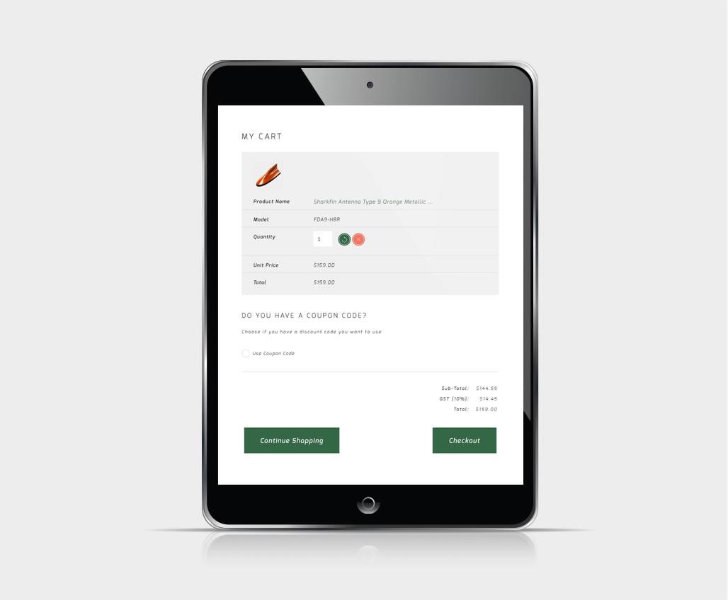 Website Development / eCommerce (Open Cart)