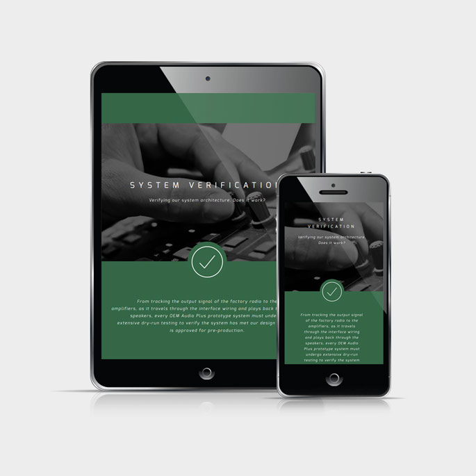 Responsive Web <br>Design Specialists