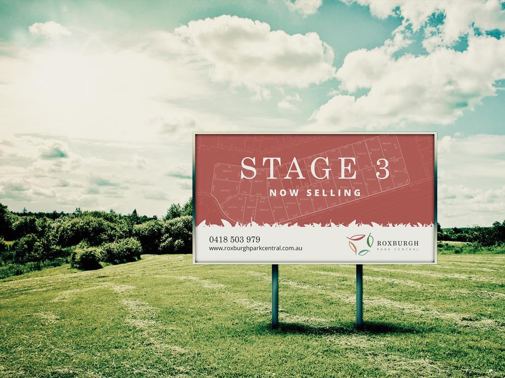 Logo design, print collataral & billboard design