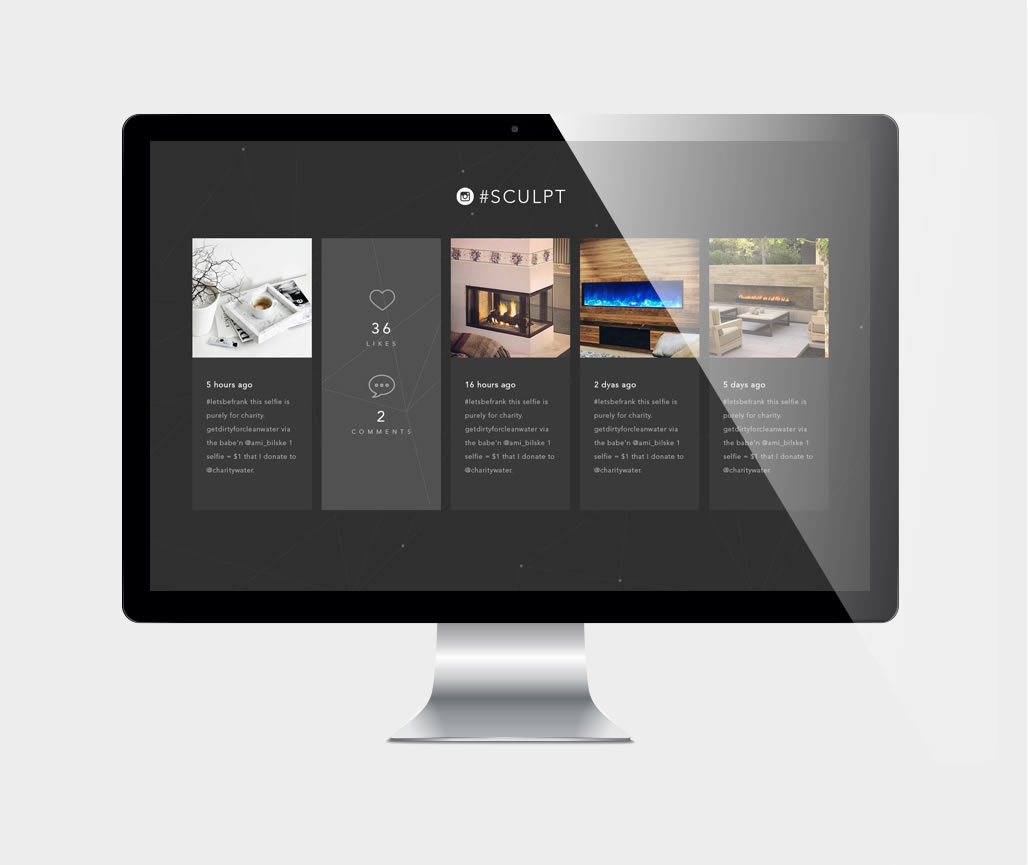 Responsive website design and development on a content management system