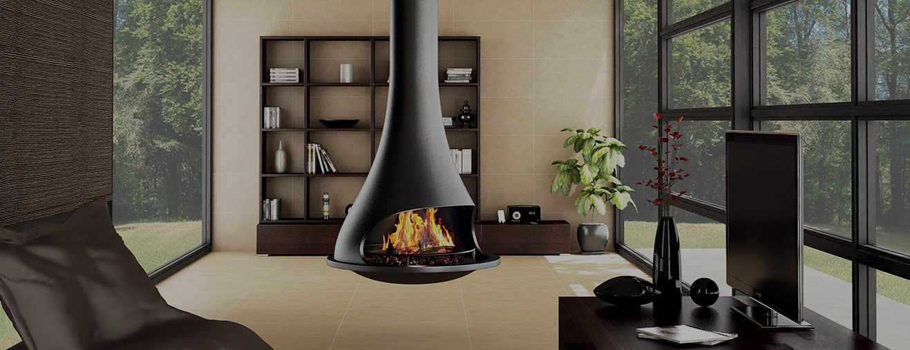 SCULPT FIREPLACES