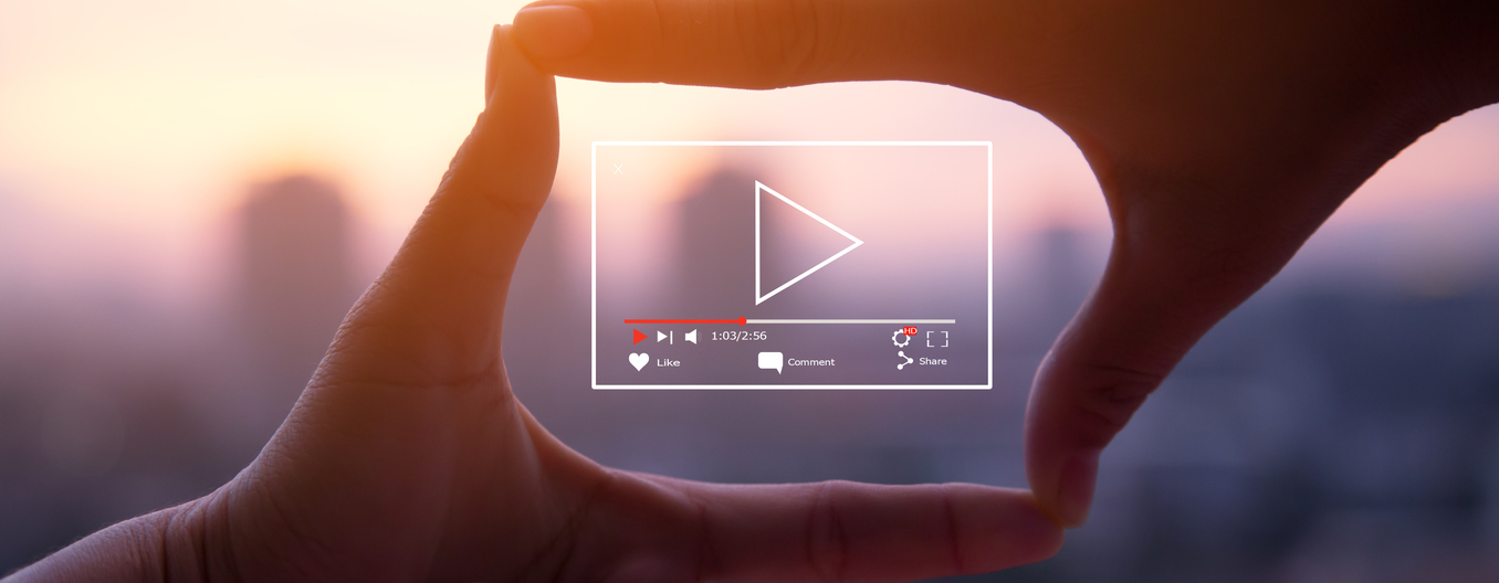 Tell a story through your videos and add to your website's UX
